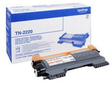 BROTHER TN-2220, toner d'origine noir (TN2220)