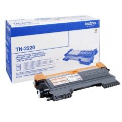 Toner BROTHER TN-2220 Noir