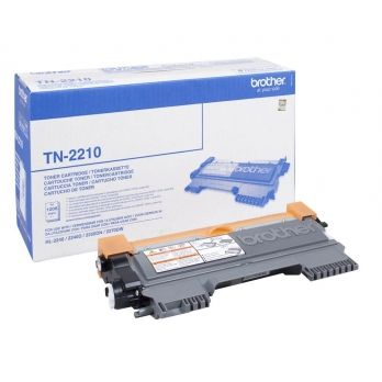 Toner original BROTHER TN-2210 Noir
