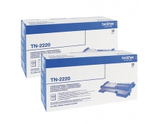 Pack Original BROTHER TN-2220