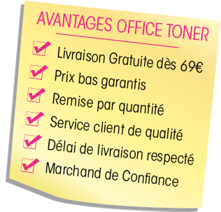 Avantages Office Toner